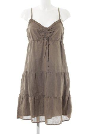 Esprit A-Linien Kleid mehrfarbig Casual-Look