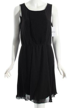 Esprit A-Linien Kleid schwarz Eleganz-Look