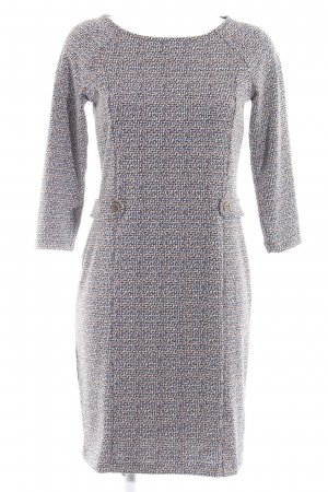 Esprit A-Linien Kleid Webmuster Business-Look