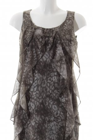 Esprit Abendkleid abstraktes Muster Casual-Look