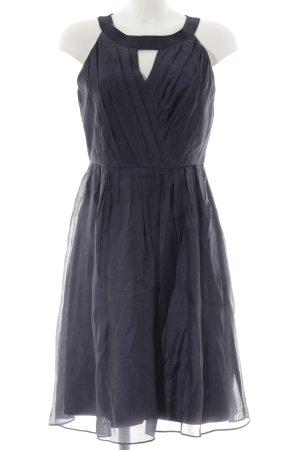 Esprit Abendkleid dunkelblau-schwarz Elegant
