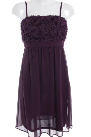 Esprit Abendkleid dunkelviolett Party-Look