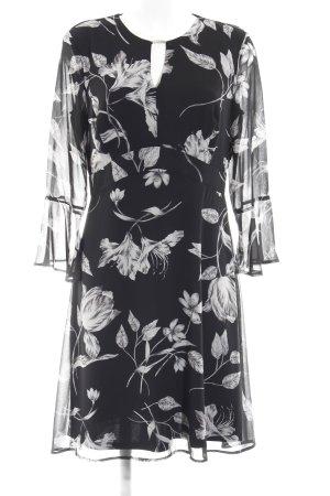 Esprit Abendkleid florales Muster Casual-Look