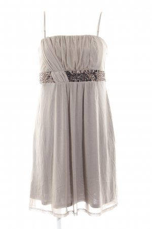 Esprit Abendkleid hellbraun Elegant