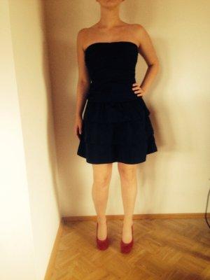 Esprit abendkleid Kleid schwarz abiball cocktailkleid