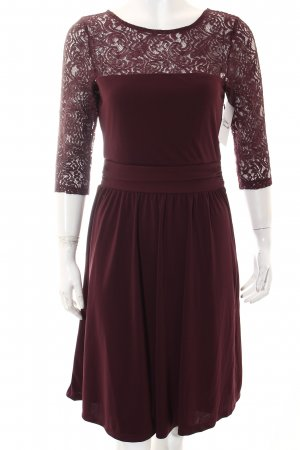 Esprit Abendkleid purpur Casual-Look