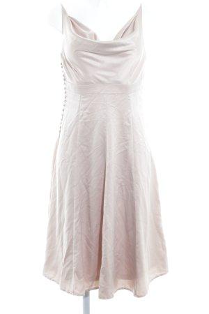 Esprit Abendkleid roségoldfarben-creme Elegant