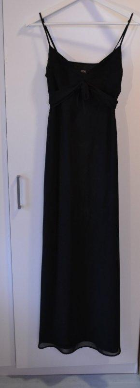 Esprit Abendkleid schwarz Gr. 34