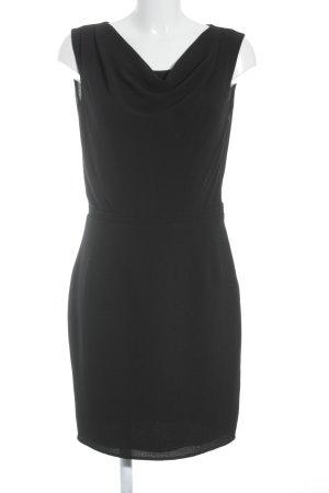 Esprit Abendkleid schwarz meliert Elegant