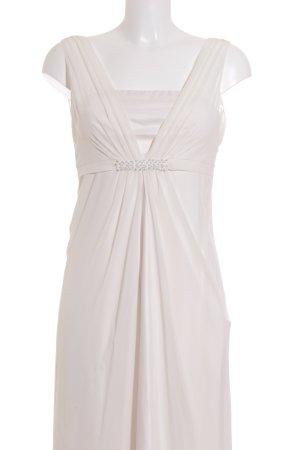 Esprit Abendkleid weiß Elegant