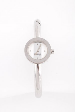 Esprit Reloj analógico color plata estilo «business»
