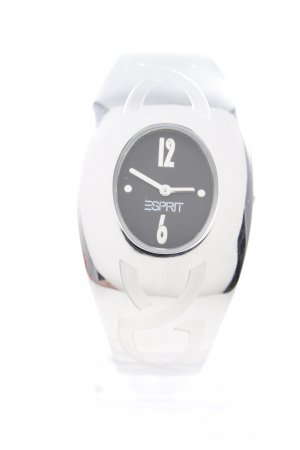 Esprit Analog Watch silver-colored-black business style
