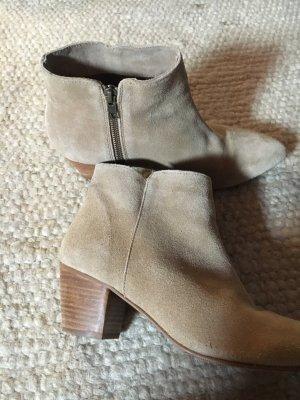 Esprit Ankle Boots Gr. 40 Wildleder