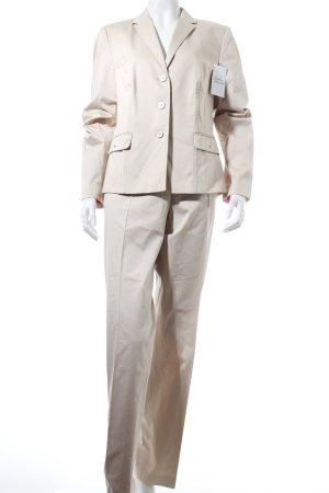 Esprit Anzug hellbeige klassischer Stil