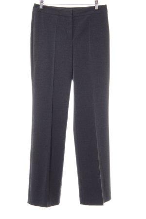 Esprit Pantalone da abito antracite stile professionale