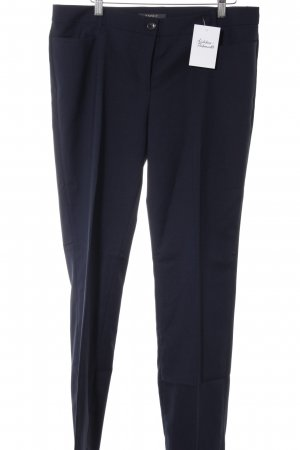 Esprit Suit Trouser dark blue business style