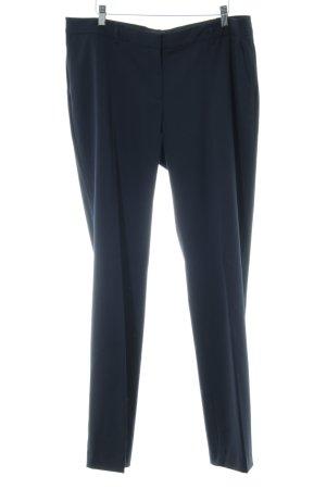 Esprit Anzughose dunkelblau Business-Look