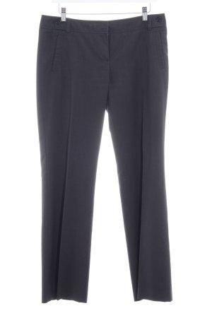 Esprit Pantalone da abito grigio scuro stile professionale