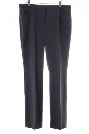 Esprit Pantalon de costume gris foncé style d'affaires