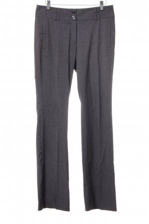 Esprit Suit Trouser grey-light grey flecked casual look