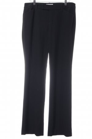 Esprit Pantalone da abito nero stile professionale
