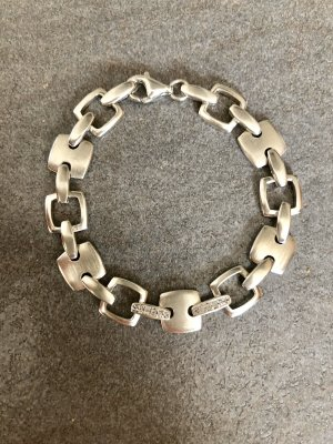 Esprit Bracelet silver-colored real silver