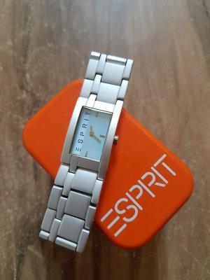 Esprit Montre avec bracelet métallique gris clair