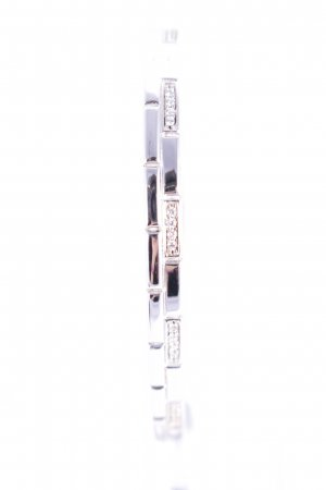 Esprit Bangle silver-colored wet-look