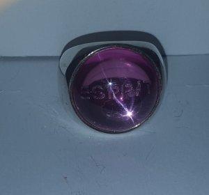 Esprit Anillo de plata violeta