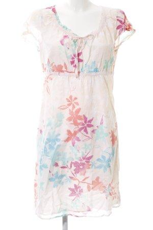 Esprit Babydoll Dress flower pattern casual look