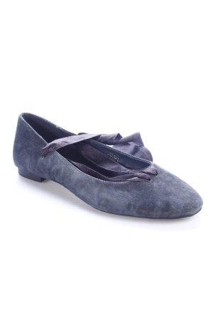 Esprit Ballerinas dunkelblau Casual-Look