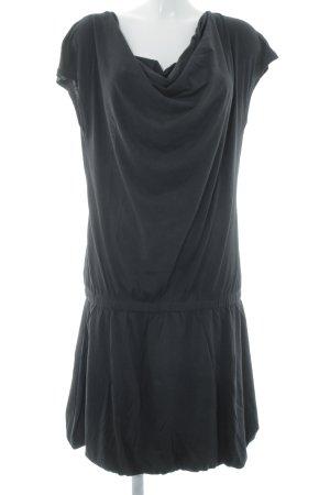 Esprit Ballonkleid schwarz Casual-Look
