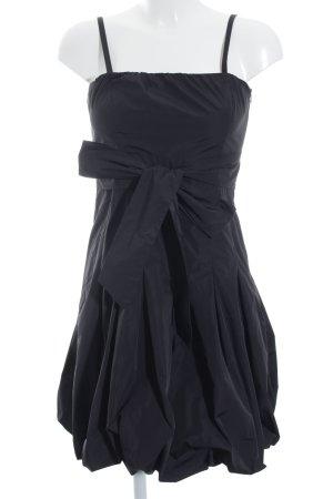 Esprit Robe ballon taupe style romantique