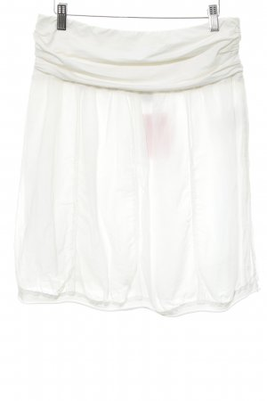 Esprit Jupe ballon blanc style décontracté