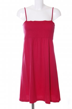 Esprit Bandeau Dress red casual look