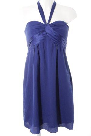 Esprit Bandeaukleid blau Elegant
