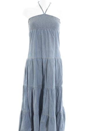 Esprit Bandeau Dress blue jeans look