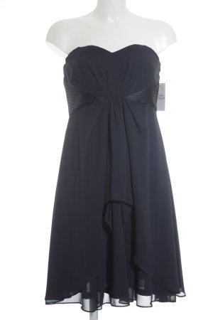 Esprit Bandeaukleid dunkelblau Elegant