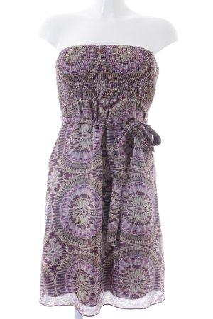 Esprit Robe bandeau motif floral Look de plage