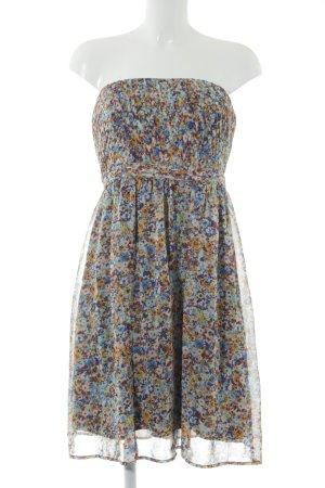 Esprit Robe bandeau motif floral style Boho