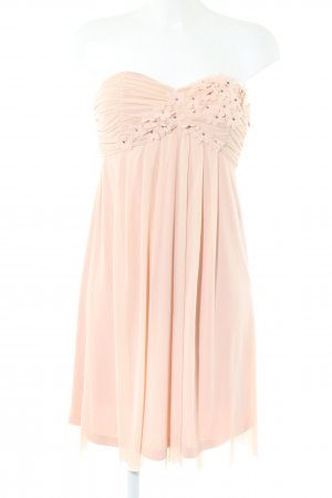 Esprit Bandeau Dress nude elegant