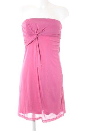Esprit Bandeaukleid pink Party-Look