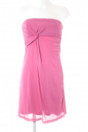 Esprit Bandeaukleid pink Party-Look