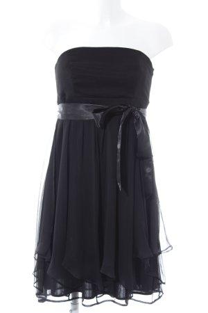 Esprit Robe bandeau noir élégant