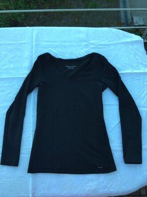Esprit Longsleeve black cotton