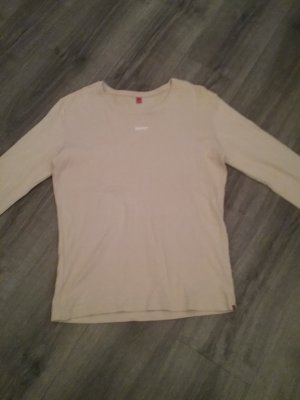 Esprit Basic Shirt beige