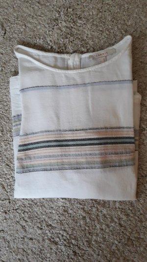 Esprit Stripe Shirt multicolored cotton