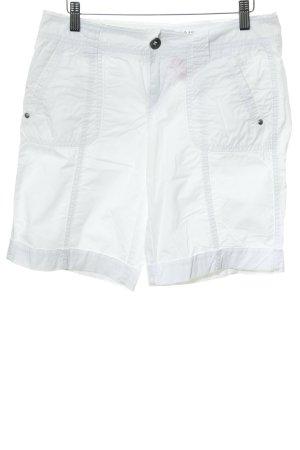 Esprit Bermuda bianco sporco stile casual