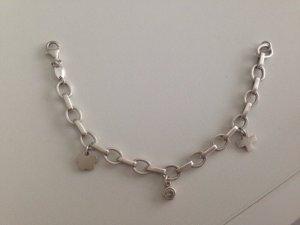 Esprit Bettelarmband echtes Silber Charms