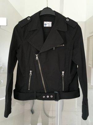 ESPRIT-Bikerjacke (schwarz)